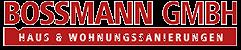 Bossmann Braunschweig-Salzgitter | Sanierung und Renovierung aus einer Hand Logo